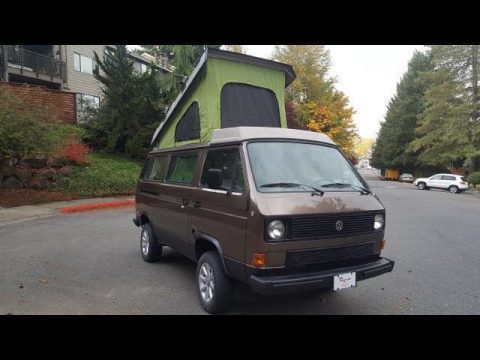 1985 Volkswagen Bus/Vanagon Westfalia Weekender for sale