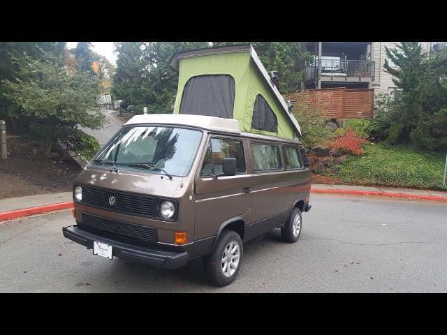 1985 Volkswagen Bus/Vanagon Westfalia Weekender