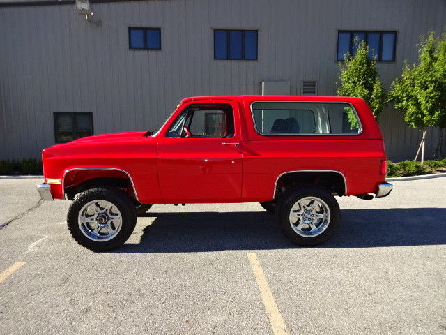 "1986 Chevrolet K10 Blazer ""World of Wheels Winner 2006"""