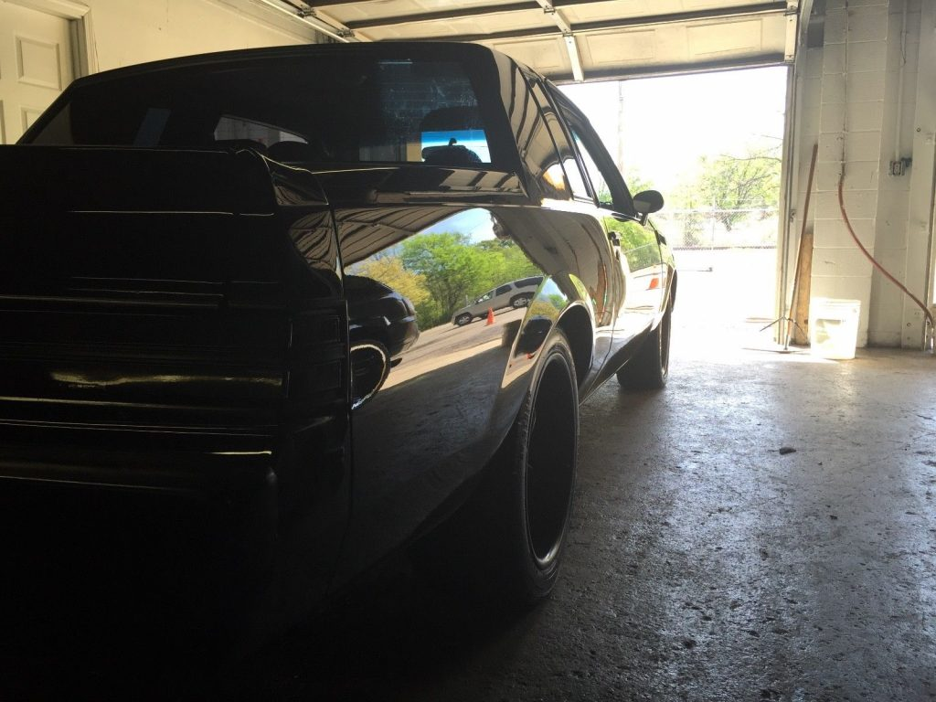 Pro Touring 1983 Buick Regal T-type supercharged