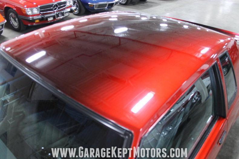 Rad 1985 Oldsmobile 442 Candy Red Orange with 454 V8
