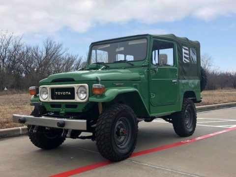 1982 Toyota Land Cruiser – COLLECTOR QUALITY for sale