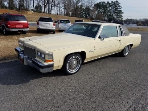1983 Cadillac DeVille in great shape for sale