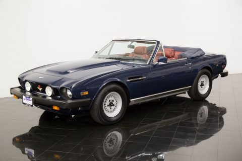 1984 Aston Martin Volante V8 Convertible for sale