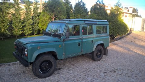 1984 Land Rover Defender Vynil in good condition for sale