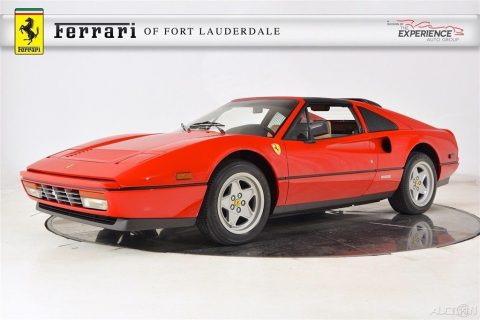 1986 Ferrari 328 GTS – Excellent Condition for sale