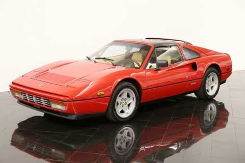 1987 Ferrari 328 GTS Targa for sale
