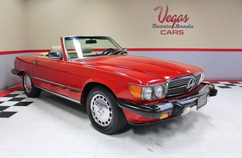 1987 Mercedes Benz SL Class for sale