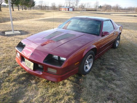 1989 Chevrolet Camaro IROC Z for sale