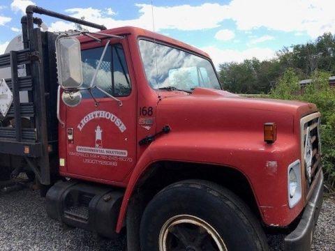 Rack Truck 1988 International G80 for sale