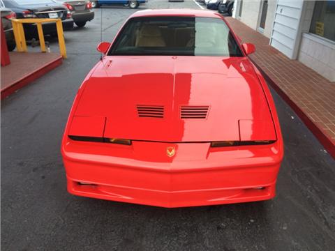 RARE 1988 Pontiac Firebird GTA