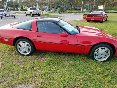 Super clean 1988 Chevrolet Corvette coupe for sale