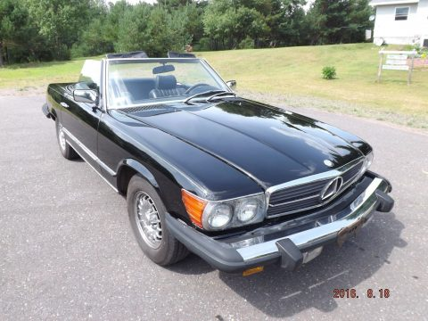 1981 Mercedes Benz 300 Series in very nice condition for sale