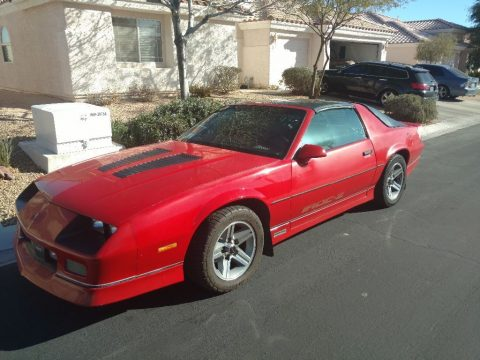 1987 Chevrolet Camaro IROC Z in great condition for sale