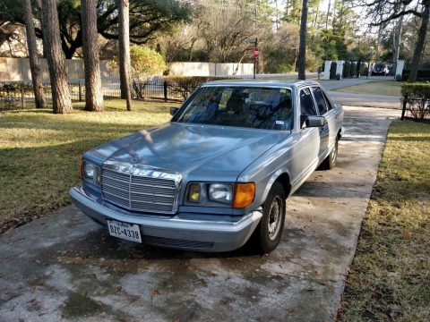 GREAT 1985 Mercedes Benz 300 Series for sale
