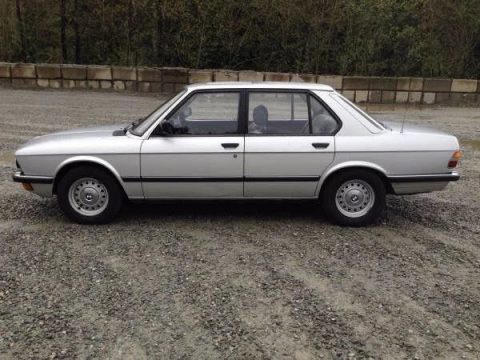 1985 BMW 5 Series 520i – RUST FREE for sale