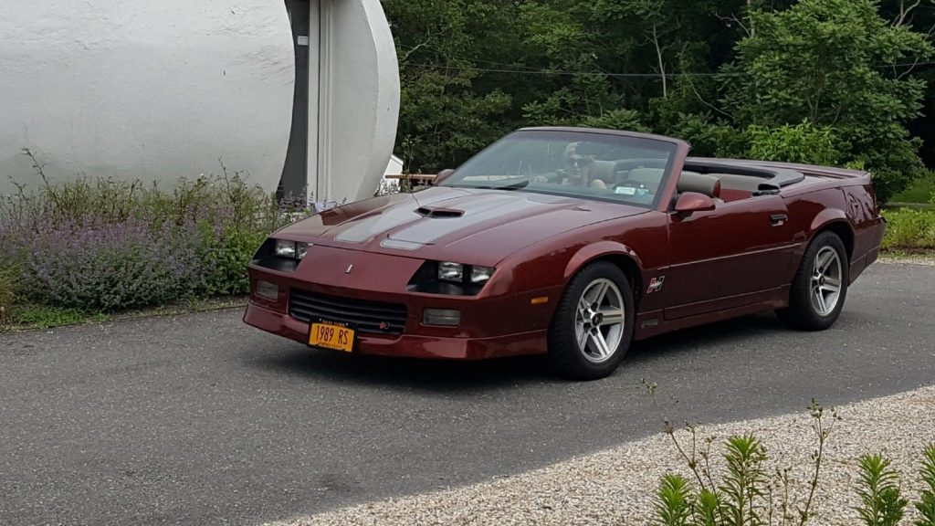 1989 Chevrolet Camaro RS in Excellent Shape!