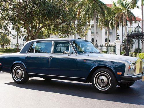 GREAT 1980 Rolls Royce Wraith Silver Wraith II