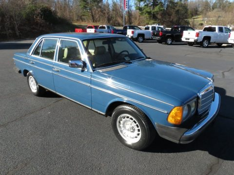 NICE 1982 Mercedes Benz 200 Series 240D for sale