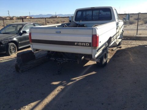 NICE 1988 Ford F 250 for sale