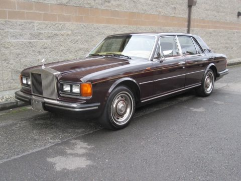 1981 Rolls Royce Silver Spirit/spur/dawn Mulsanne 4 door Silver Spirit for sale