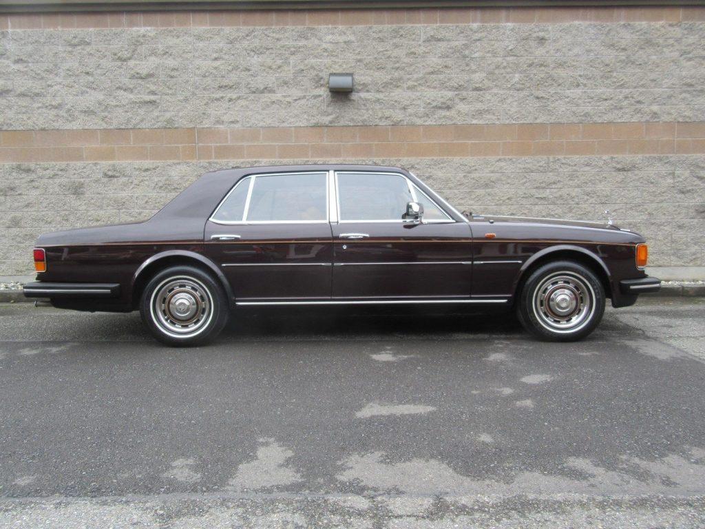 1981 Rolls Royce Silver Spirit/spur/dawn Mulsanne 4 door Silver Spirit