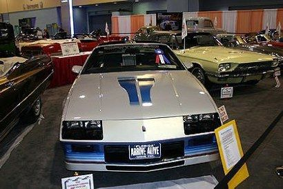 1982 Chevrolet Camaro Indy 500 Pace Car T top for sale