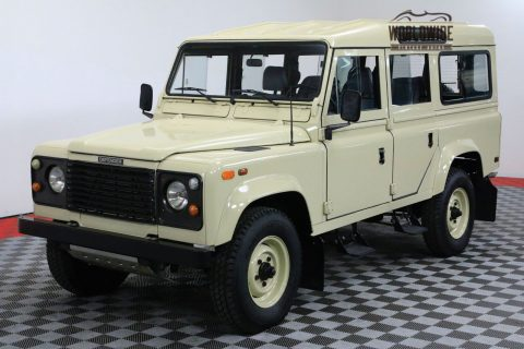 1984 Land Rover Defender – Completely Restored for sale