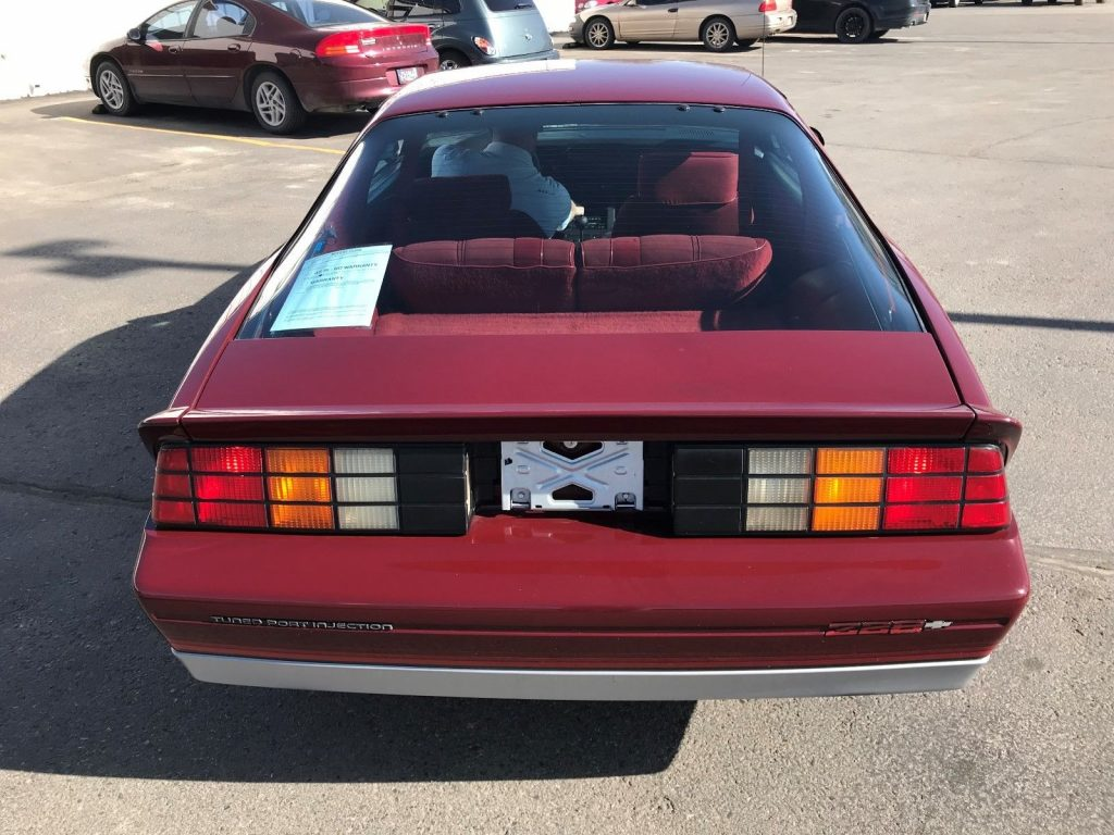 1985 Chevrolet Camaro Z28 – in great shape