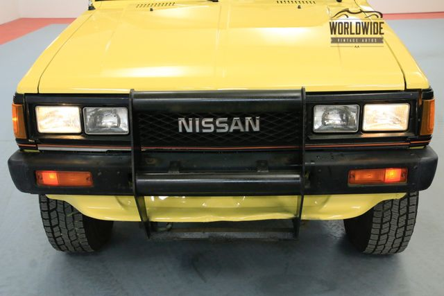 1985 Nissan KING CAB Deluxe – Excellent CONDITION