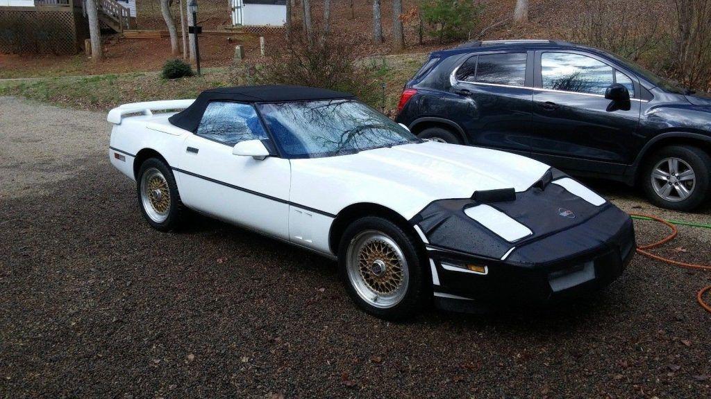 1989 Chevrolet Corvette – show quality car