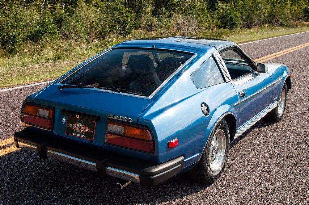 GREAT 1981 Datsun 280zx Coupe