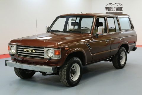NICE 1984 Toyota FJ60 for sale