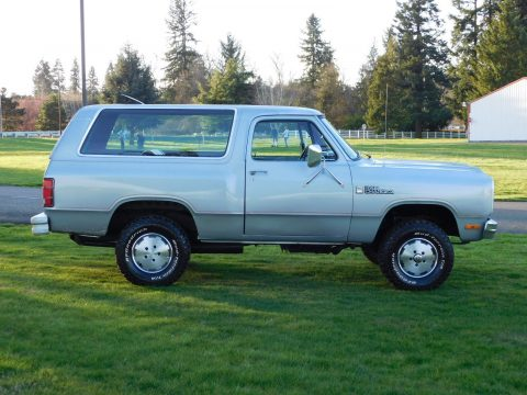 NICE 1985 Dodge Ramcharger for sale