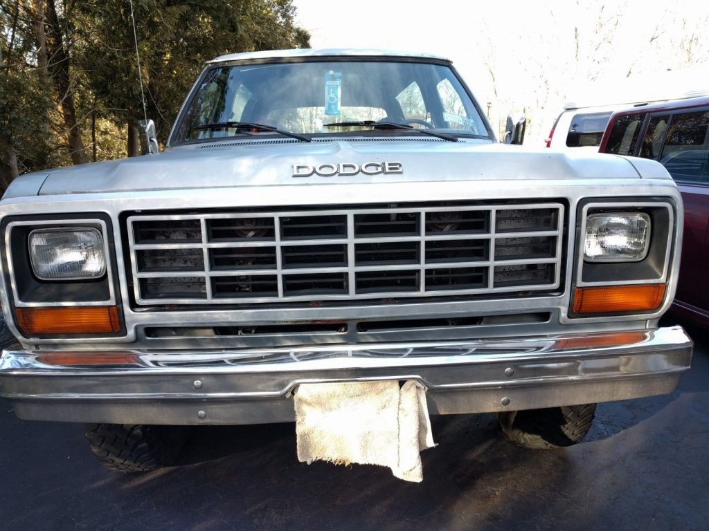 watch for dodge ramcharger start cold sale