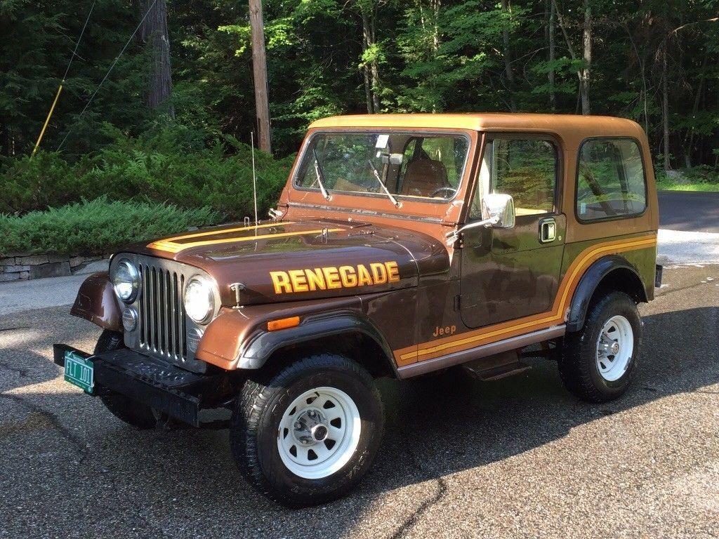NICE 1986 Jeep CJ