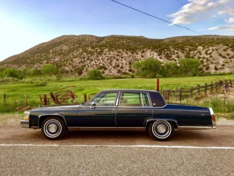 1987 Cadillac Fleetwood delegance in SUPERB CONDITION for sale