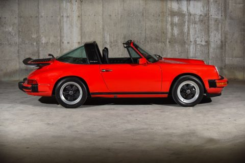 BEAUTIFUL 1987 Porsche 911 Carrera for sale