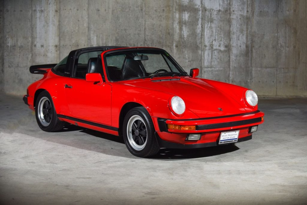 BEAUTIFUL 1987 Porsche 911 Carrera