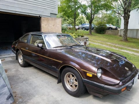 NICE 1982 Datsun Z Series for sale