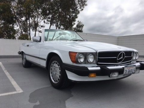 NICE 1988 Mercedes Benz SL Class for sale