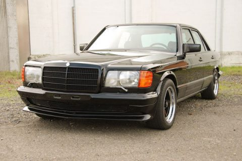 1983 Mercedes Benz 500 Series AMG in great condition for sale