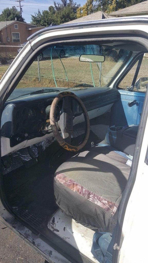 1986 Chevrolet C 10