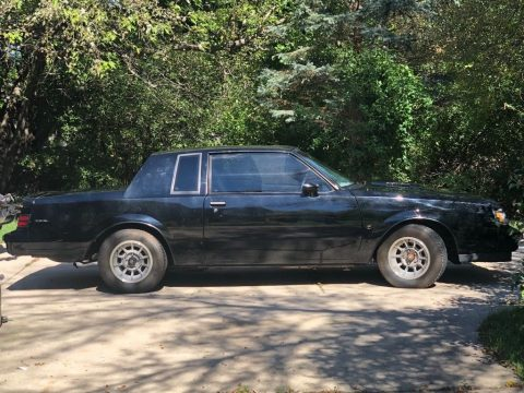 1987 Buick Regal T-Type Turbo for sale