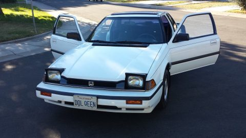 1987 Honda Prelude Si for sale
