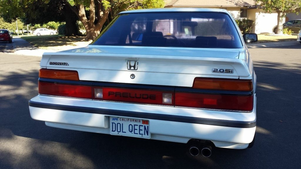 1987 Honda Prelude Si