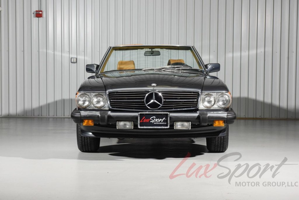 1987 Mercedes Benz 500 Series