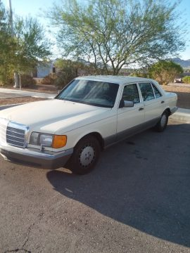 1987 Mercedes Benz S Class for sale