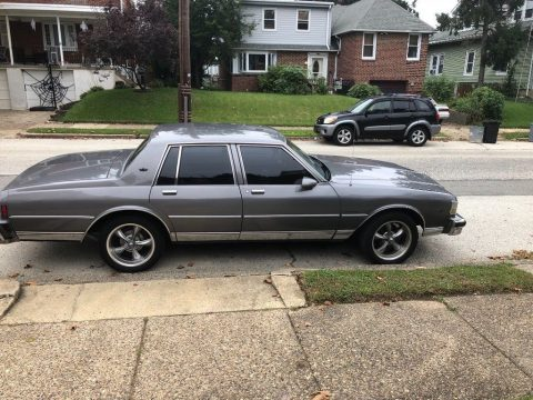 1988 Chevrolet Caprice – Great condition for sale