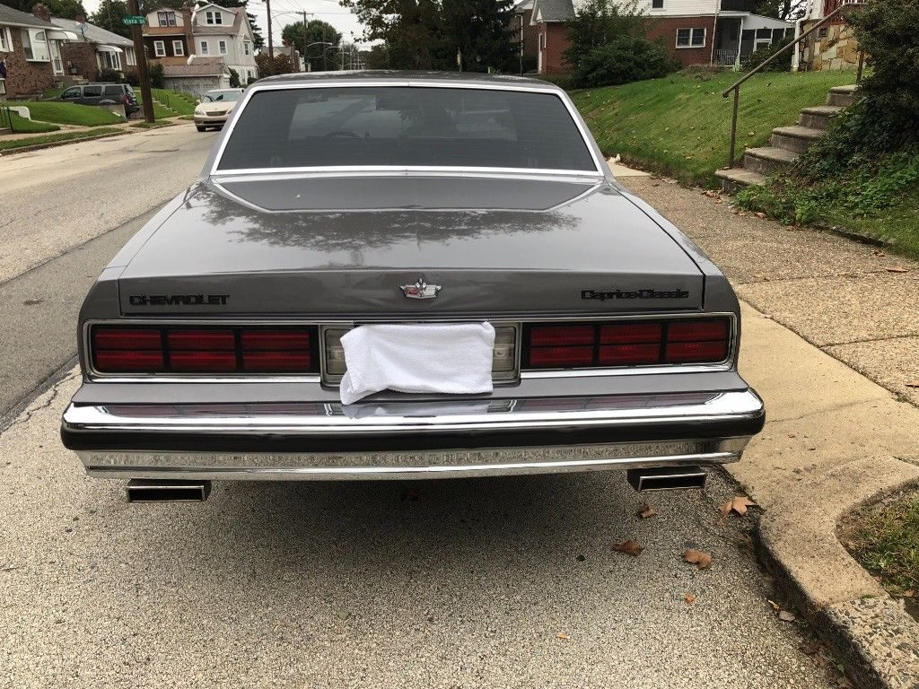 1988 Chevrolet Caprice – Great condition